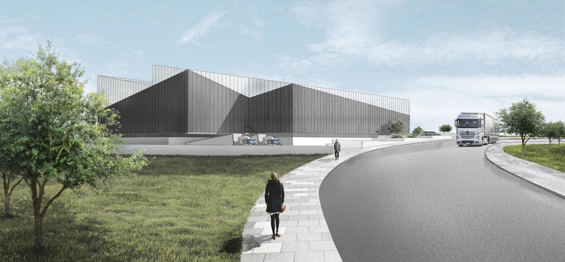 Industrial Warehousing Design