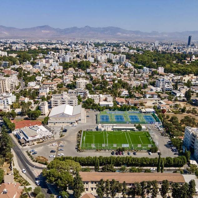 Keravnos Strovolou Sports Centre