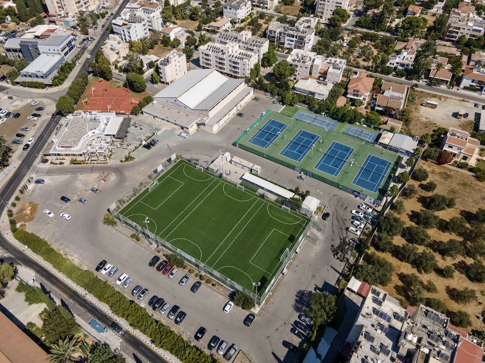 Keravnos Club Strovolou Sports Centre